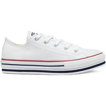 Buty Dziecko Trampki niskie Converse 668028C Biały