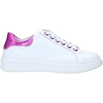 Buty Dziewczynka Trampki niskie Holalà HS0067L Biały