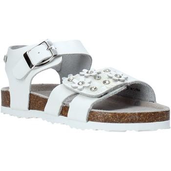 Buty Dziewczynka Sandały Miss Sixty S20-SMS795 Biały