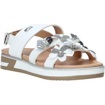 Buty Dziewczynka Sandały Miss Sixty S20-SMS780 Biały