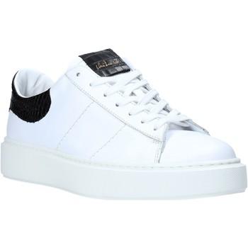 Buty Męskie Trampki niskie Maritan G 210286MG Biały