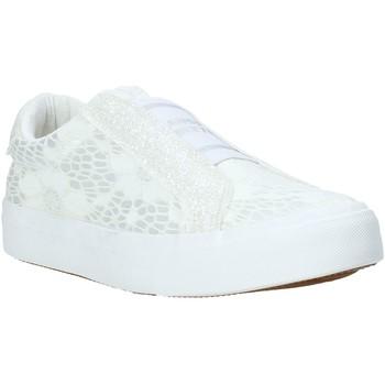Buty Dziecko Tenisówki Miss Sixty S20-SMS710 Biały
