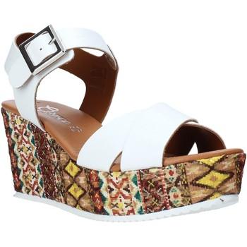 Buty Damskie Sandały Grace Shoes 13 Biały