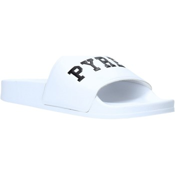 Buty Damskie klapki Pyrex PY020169 Biały