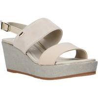 Buty Damskie Sandały Valleverde 32212 Beżowy