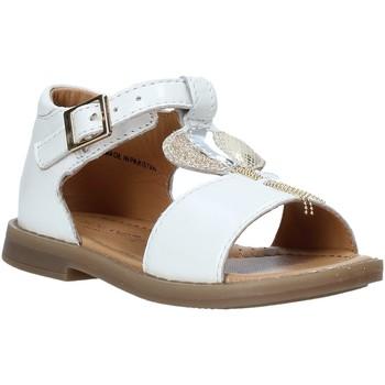 Buty Dziewczynka Sandały Grunland PS0063 Biały