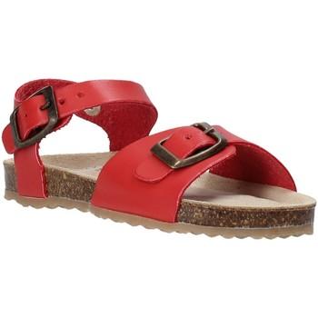 Buty Dziecko Sandały Grunland SB1551 Czerwony