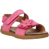 Buty Dziewczynka Sandały Grunland SB1564 Różowy