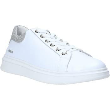 Buty Dziecko Trampki niskie Holalà HS0066L Biały