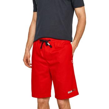 tekstylia Męskie Szorty i Bermudy Tommy Jeans DM0DM08714 Czerwony
