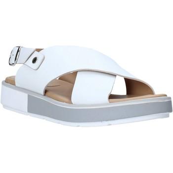 Buty Damskie Sandały Mally 6803 Biały