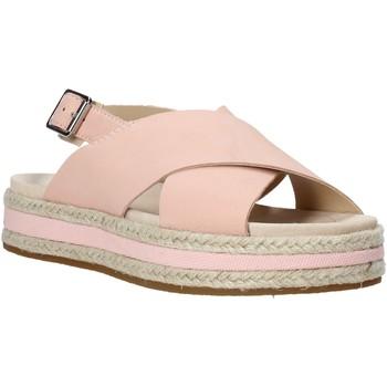 Buty Damskie Sandały Clarks 26139244 Różowy