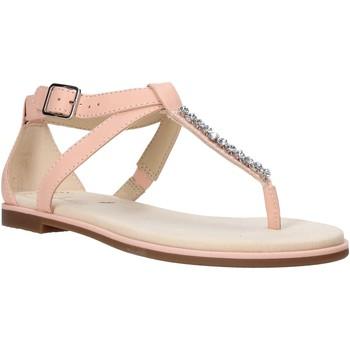 Buty Damskie Sandały Clarks 26142164 Różowy
