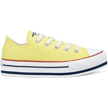 Buty Dziecko Trampki niskie Converse 668283C Żółty