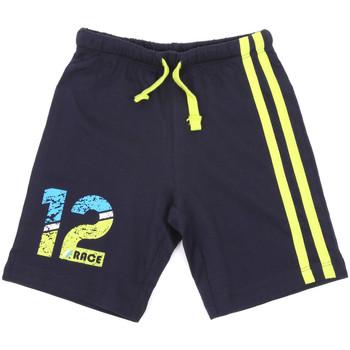 tekstylia Dziecko Szorty i Bermudy Melby 70F5574 Niebieski