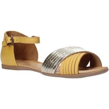 Buty Damskie Sandały Bueno Shoes N0734 Żółty