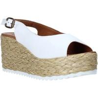 Buty Damskie Sandały Bueno Shoes N3603 Biały