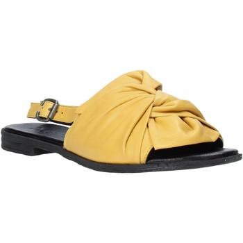 Buty Damskie Sandały Bueno Shoes Q2005 Żółty