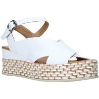 Buty Damskie Sandały Bueno Shoes Q5901 Biały