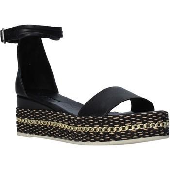 Buty Damskie Sandały Bueno Shoes Q5908 Czarny