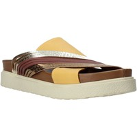 Buty Damskie Klapki Bueno Shoes CM2206 Żółty