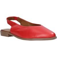 Buty Damskie Sandały Bueno Shoes N0102 Czerwony
