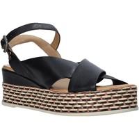 Buty Damskie Sandały Bueno Shoes Q5901 Czarny