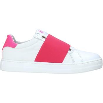 Buty Dziewczynka Trampki niskie Naturino 2012540 01 Biały