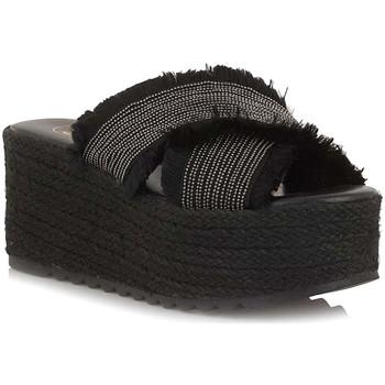 Buty Damskie Klapki Exé Shoes G47006247001 Czarny