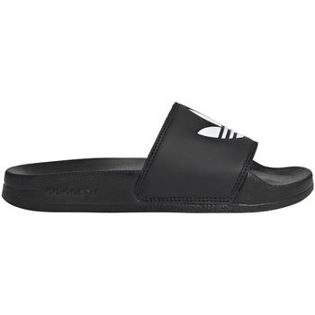 Buty Dziecko klapki adidas Originals EG8271 Czarny