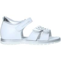 Buty Dziewczynka Sandały NeroGiardini E021463F Biały