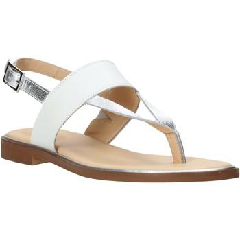 Buty Damskie Sandały Clarks 26141016 Biały