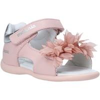 Buty Dziewczynka Sandały Melania ME0800A0S.B Różowy