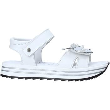 Buty Dziewczynka Sandały Melania ME4065D0S.B Biały