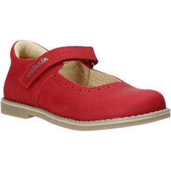 Buty Dziewczynka Baleriny Melania ME2139D0S.G Czerwony