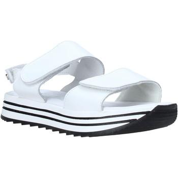 Buty Dziewczynka Sandały Melania ME6109F0S.A Biały