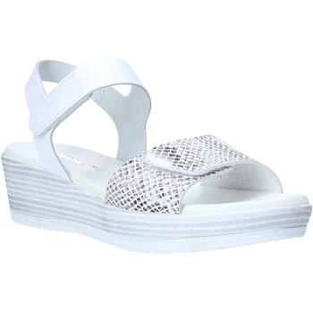 Buty Damskie Sandały Valleverde G52163 Biały