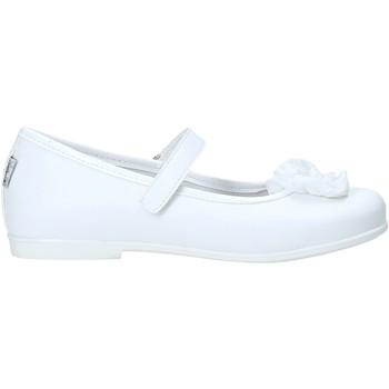 Buty Dziewczynka Baleriny Melania ME2059D0S.A Biały