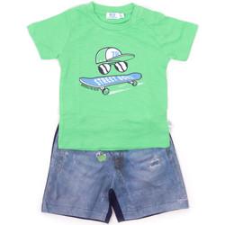 tekstylia Dziecko Komplet Melby 20L7270 Zielony