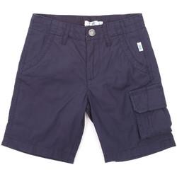 tekstylia Dziecko Szorty i Bermudy Melby 79G5584 Niebieski