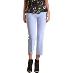 tekstylia Damskie Krótkie spodnie Gaudi 811FD25026 Niebieski