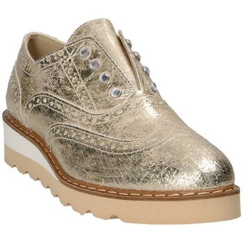 Buty Damskie Richelieu Grace Shoes 1796 Żółty