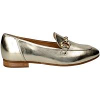 Buty Damskie Mokasyny Grace Shoes 1725 Żółty