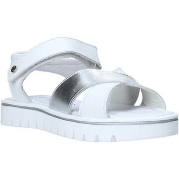 Buty Dziewczynka Sandały Melania ME4108D0S.B Biały