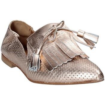Buty Damskie Mokasyny Mally 6190 Różowy