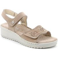Buty Damskie Sandały Grunland SA2580 Beżowy