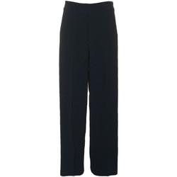 tekstylia Damskie Spodnie z lejącej tkaniny / Alladynki Pepe jeans PL211054 Niebieski