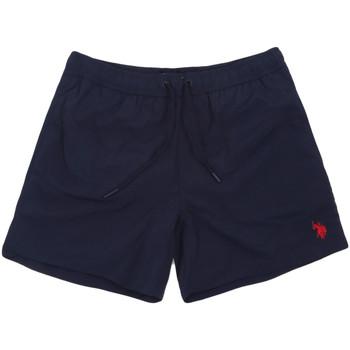 tekstylia Męskie Kostiumy / Szorty kąpielowe U.S Polo Assn. 56488 52458 Niebieski