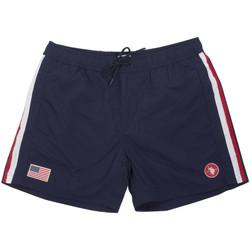 tekstylia Męskie Kostiumy / Szorty kąpielowe U.S Polo Assn. 58450 52458 Niebieski