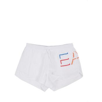 tekstylia Męskie Kostiumy / Szorty kąpielowe Ea7 Emporio Armani 902024 0P739 Biały